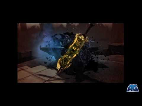 Darksiders - The Abyssal Armor and Armageddon Blade [HD ...