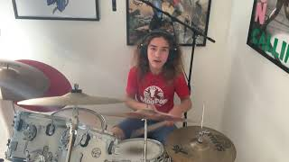 Freewill By Shelter Drum Cover