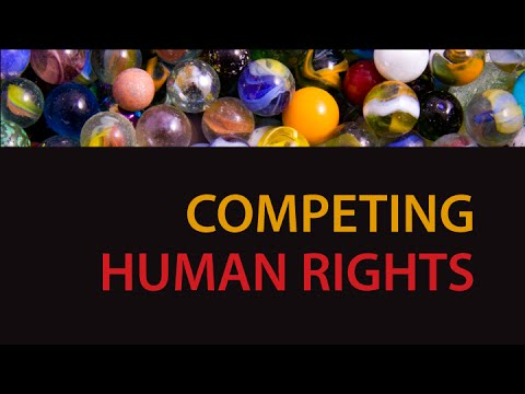 Welcome to the OHRC's eLearning module on competing human rights