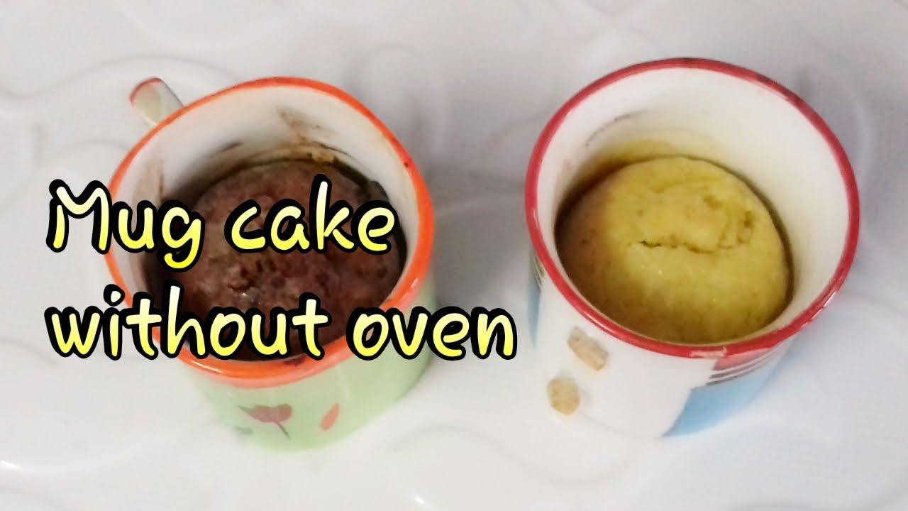 Cake Recipes In Malayalam Video: Chocolate Vanilla Cake In Cooker മഗ്ഗിൽ കേക്ക് ഉണ്ടാക്കാം