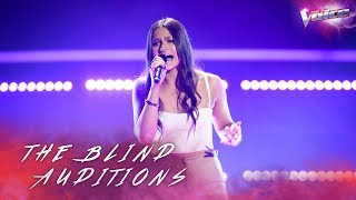 Blind Audition: Bella Paige sings Praying | The Voice Australia 2018