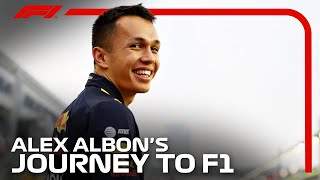 Alex Albon's Journey To F1