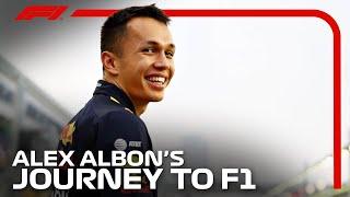Alex Albon's Journey To F1
