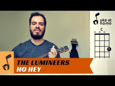 The Lumineers - Ho Hey | Ukulele Tutorial