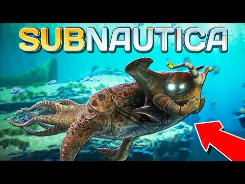 THE EMPEROR SEA LEVIATHAN HAS CHORES?! (Subnautica Full Release Gameplay)