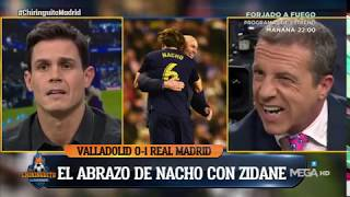 💥 El ZASCA de EDU AGUIRRE a SORIA con el liderato del MADRID