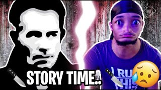 StoryTime: I WAS NEXT TO A SERIAL KILLER! NBA 2k20 GAMEPLAY!