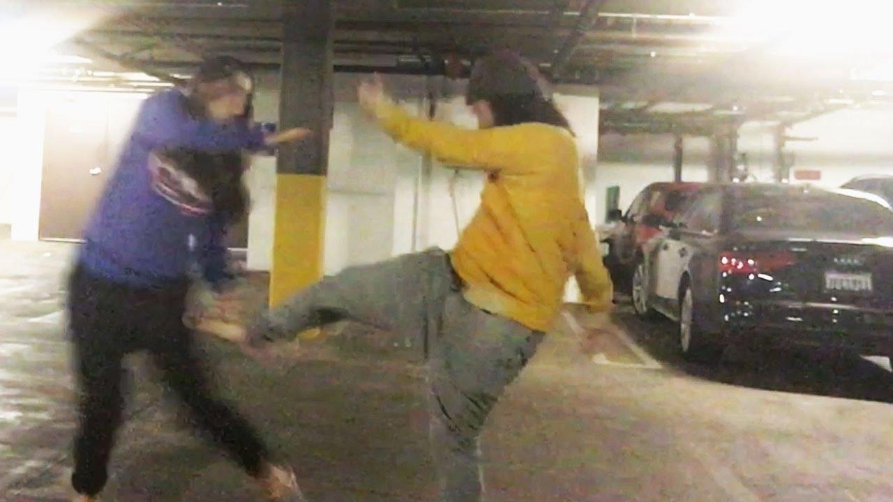 Bobby Lee's Basement Fight Club