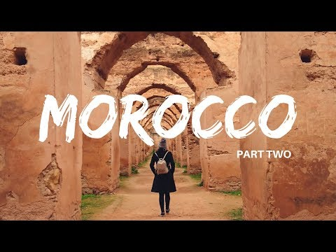 Exploring Morocco with Intrepid. Moulay Idriss, Volubilis, Meknes & Fez || MOROCCO TRAVEL VLOG