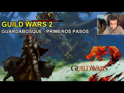 Guild wars 2 – Empezando con el Guardabosque Gameplay Español HD