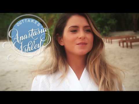 Anastasia Ashley Sexy Dance Outtakes   Sports Illustrated Swimsuit