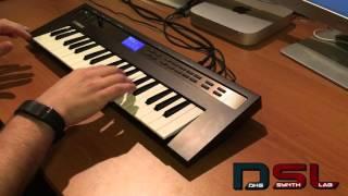 Yamaha Reface DX [PERFORMANCE]