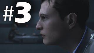 Detroit Become Human Part 3 - rA9 - Gameplay Walkthrough PS4 Pro 4K