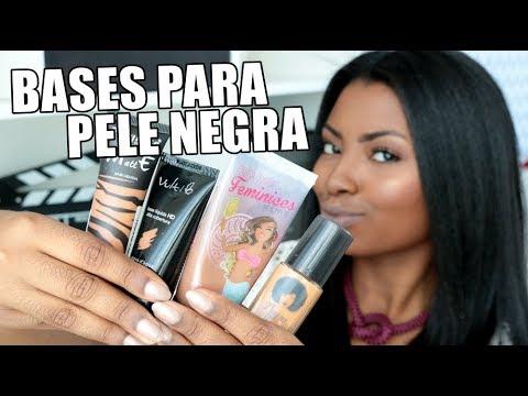 BASE NACIONAIS PARA PELE NEGRA Camila Nunes