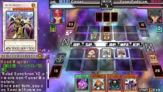 Yu-Gi-Oh! 5D's TAG FORCE 6- JPCSP - VS Yusei Fudo