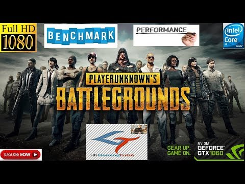 PUBG game play ultra setting on 1060 g1 gaming 6gb oc PLAYER UNKNOWN BATTLEGROUNDS