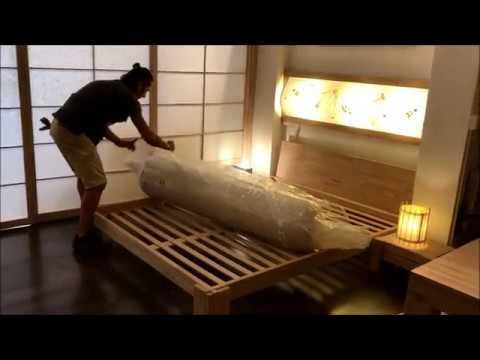 Materassi Memory Foam Soia.Futon Soia Il Primo Materasso Sottovuoto