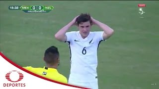 Corona impide el primero | Mexico 0 - 0 Nueva Zelanda | Televisa Deportes