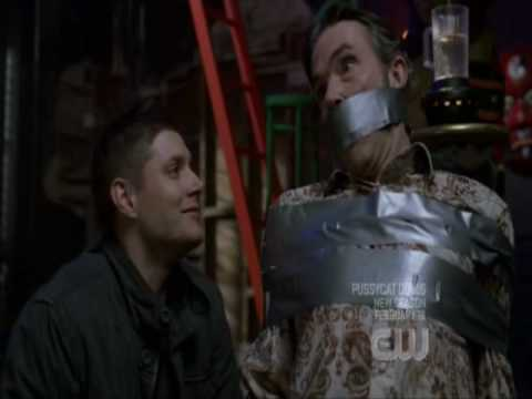 Supernatural-Dean/Sam-Funny moments(part 2) - YouTube Supernatural Sam And Dean Funny Moments