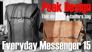 Peak Designというブランドを知っていますか? クラウドファンディング...