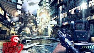 Dead Trigger 2 Pc Gameplay PT BR
