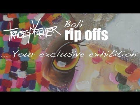 Tracey Keller   Bali Exhibit