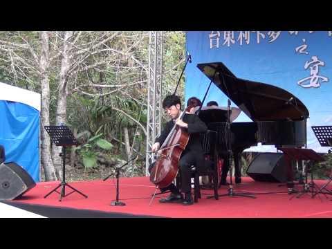 2014台東利卡夢音樂會 - 家橫坂源、川畑陽子 (2) [藍天音響]