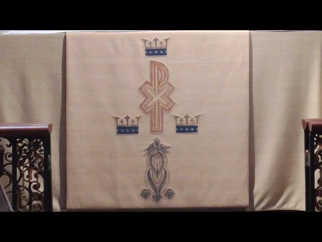 Canford  Magna Parish Church 9:00 Communion 27/9/20