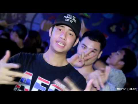 MC.Pam & DJ.Jeffy @DOPE Lanpang
