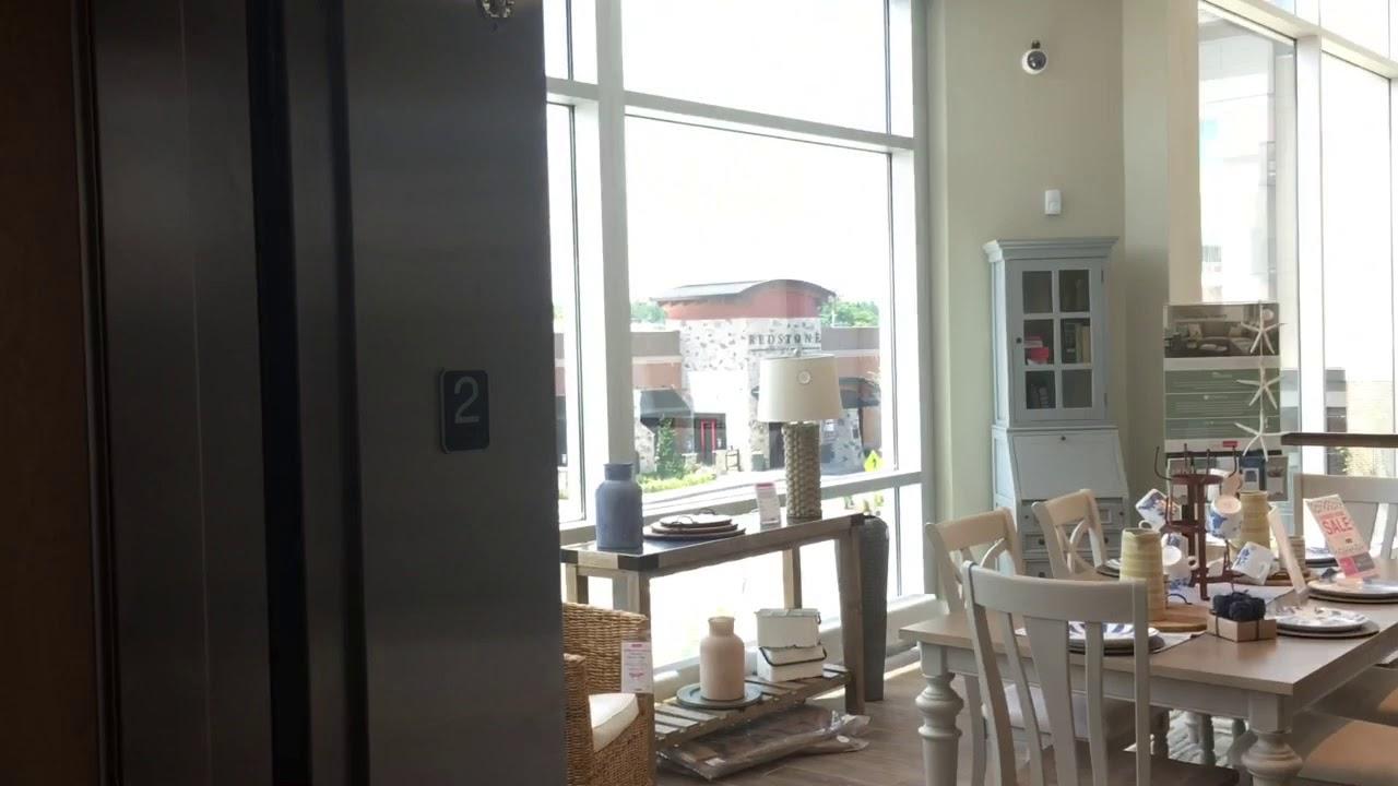 kone ecodisc elevator boston interiors 3rd ave burlington ma youtube
