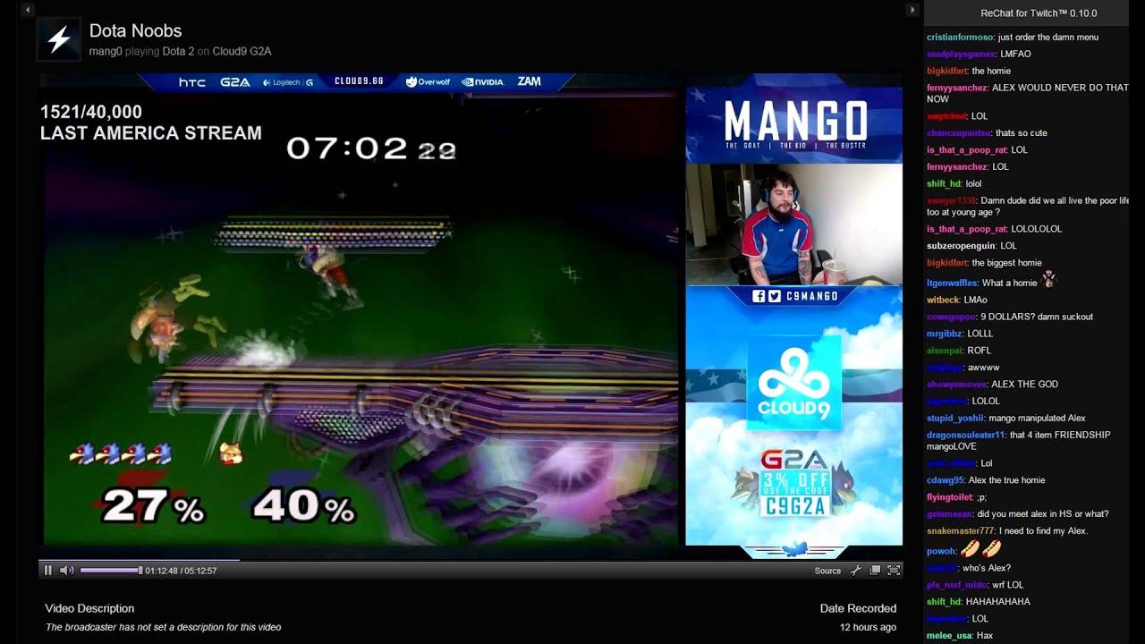 Stream Mango