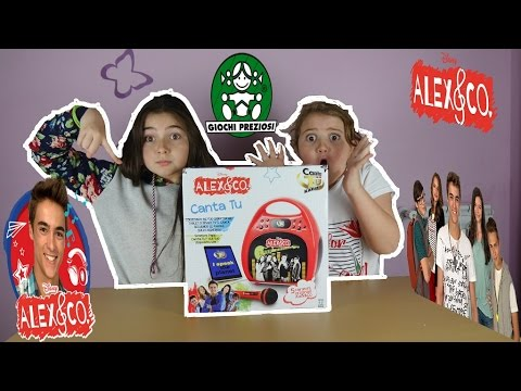canta tu alex e co by marghe giulia kawaii youtube