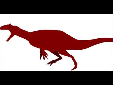 PPBA Saurophaganax vs Allosaurus