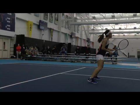 Illinois Women's Tennis vs Eastern Illinois (1/21)