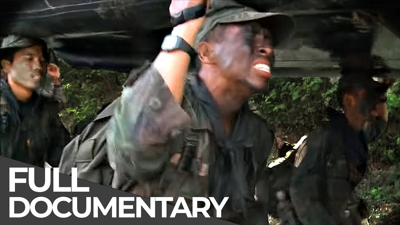 Toughest Training: Special Forces Thailand | Thai Marine Recon | Free Documentary
