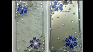 DIY mobile cover