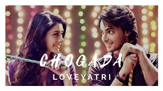 Gambar cover Chogada video song | loveyatri Movie song|
