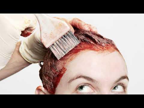 Как смыть краску для волос с кожи в домашних