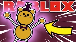 How To Get Le Epic Game You Got Here Badge in Roblox Freddy Fazbear's Entertainment 1992
