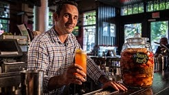 Here's how they made the CBD oil cocktail at this Sacramento bar