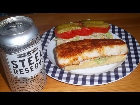 Hake Fish Sandwich-What The Heck Is Hake?
