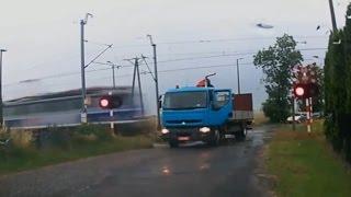Подборка аварий и ДТП за ИЮЛЬ 2015 #1 - Car Crash Compilation JULY 2015