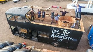 LIVE THE ADVENTURE BUS!