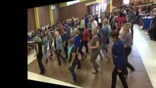 Country Line Dance Beerzel 18 oktober 2015