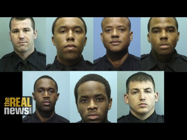 Trial Reveals Widespread Corruption in Baltimore Police Department