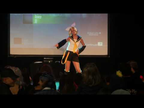 related image - Mangap 2016 - Concours Cosplay - 03 - Vocaloid