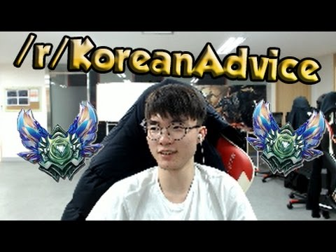 FAKER GIVES ADVICE TO DIAMOND 5 PLAYER! - League of Legends Funny Stream Moments #69
