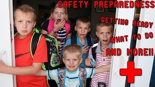 Preparing for an Emergency || Mommy Monday thumbnail