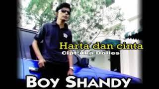 Top Hits -  Boy Sandy Harta Dan Cinta