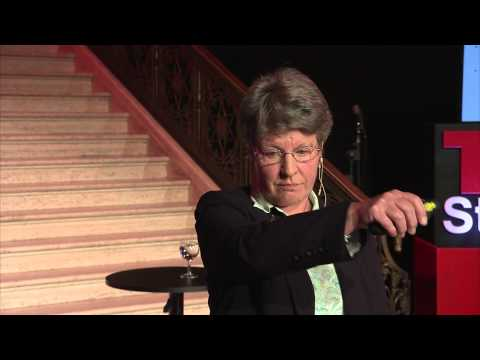 Reflections on women in science -- diversity and discomfort: Jocelyn Bell Burnell at TEDxStormont